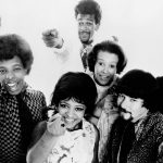 Sly & the Family Stone Shown from left: Freddie Stone, Sly Stone, Rose Stone, Cynthia Robinson, Jerry Martin, Gregg Errico; (back row) Larry Graham