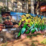 hip hop graffiti 5