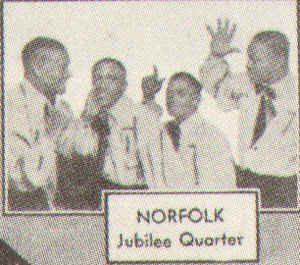 norfolk jubilee quartet