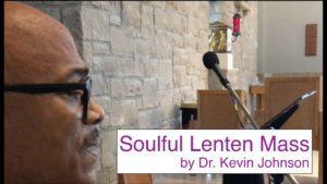 Soulful Lenten Mass Image