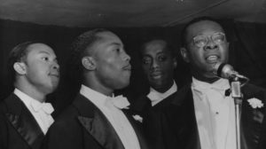 The Golden Gate Quartet, circa 1940.